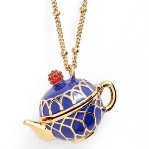 Kate♠️Spade 🍯Teapot Locket Necklace